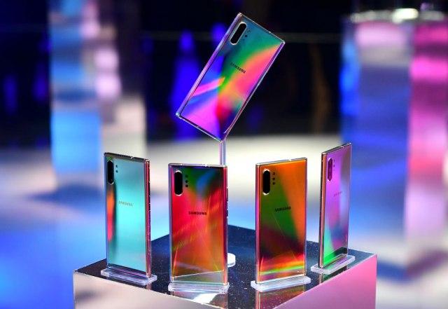"Android vest Budućnost ""Galaxyje"" - Samsung ukida S i Note"