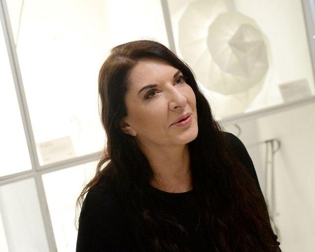 """Marina Abramović: """"Uvek sam bila ratnik"""""""