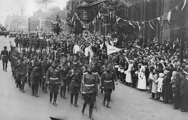 """Otvaranje izložbe """"Srbija u Velikom ratu 1914-1918 u Parizu"""