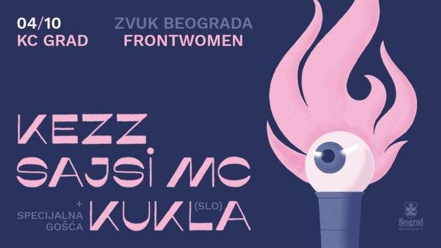 """Treći """"Zvuk Beograda"""" – posvećen ženama"""