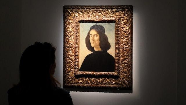 Botičelijev portret na aukciji za 30 miliona dolara
