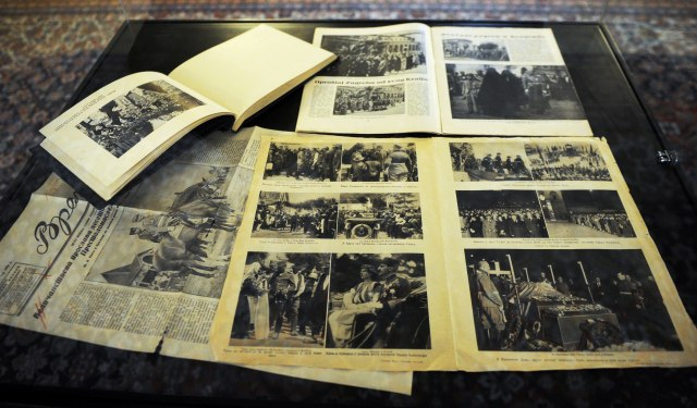 """Izložba o kralju Aleksandru """"Ujedinitelju"""", borcu za prava balkanskih naroda"""