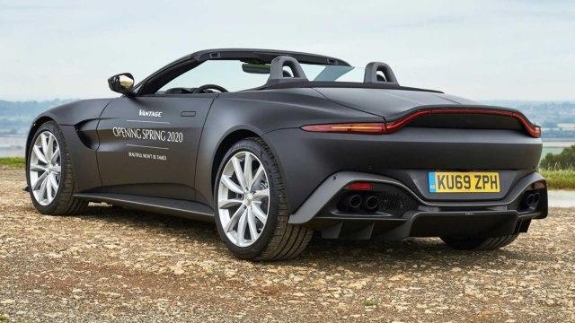 Foto: Aston Martin promo
