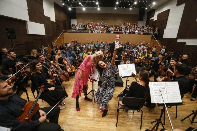 Počeli filharmonijski koncerti za decu