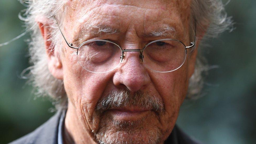 Handke je danas jedna od najkontroverznijih ličnosti svetske književnosti/Getty Images