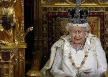 The Queen will announce the government's intended new laws for the year ahead at 11.30 BST/Reuters