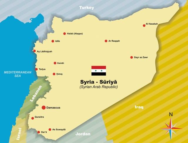 """""""Moskva očekuje zatvaranje vojne baze SAD u Siriji"""""""