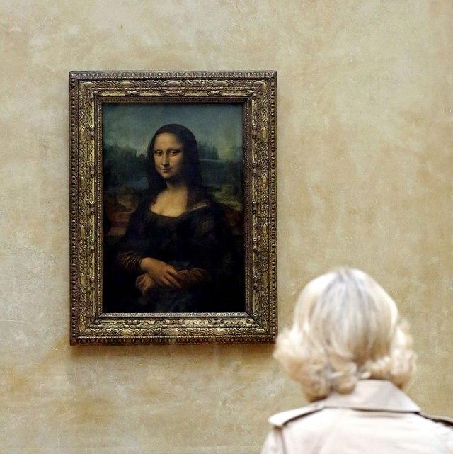 U Luvru izložba povodom 500 godina od smrti Leonarda Da Vinčija