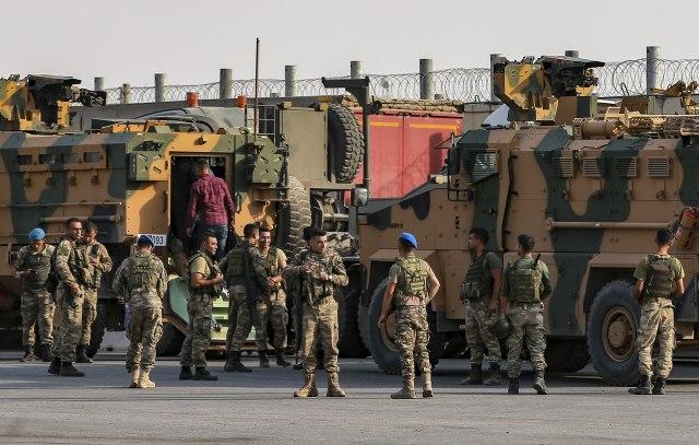 """Tursko ministarstvo odbrane: Kurdski borci napustili """"sigurnosnu zonu"""""""