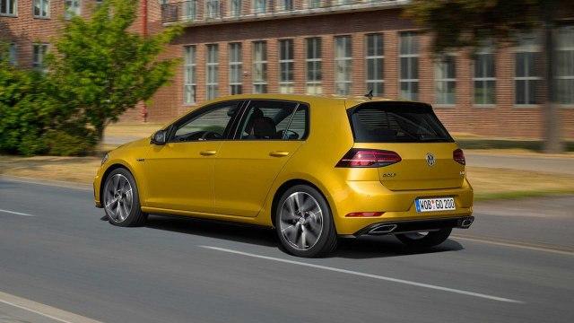 Golf 7 (Foto: VW promo)