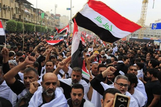 Ko stoji iza napada na iračku vazdušnu bazu?