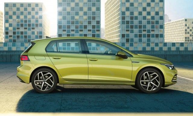 Golf 8 (Foto: VW promo)