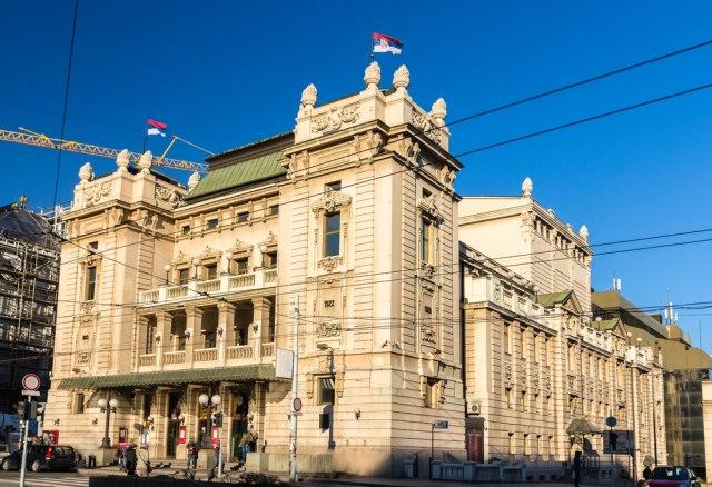 Specijalno priznanje ansamblu Narodnog pozorišta u Beogradu na festivalu u Rusiji