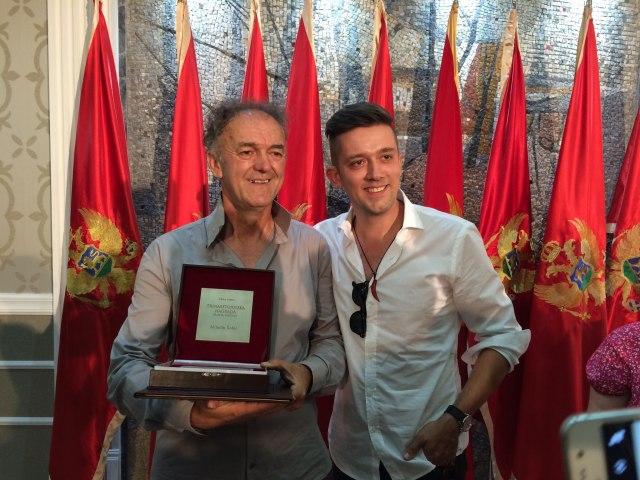 """""""Miladin Šobić često dođe na svirku, sluša svoje pesme obično negde iz prikrajka"""""""