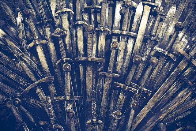 Mačevi iz Igre prestola
