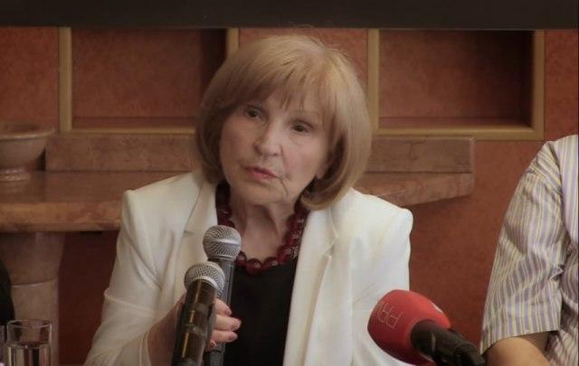 """Mira Banjac slavi 90. rođendan: """"U glumi nalazim svoju snagu, rad me je održao"""""""