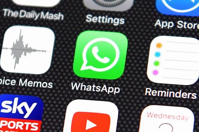 WhatsApp misli na poruke svojih korisnika