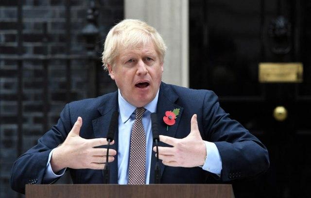 """Džonson """"protiv"""" britanskih diplomata: Zamena nuklearnog sporazuma iz 2015. Trampovim dogovorom"""