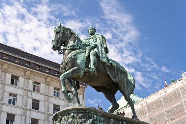Obnova spomenika knezu Mihailu počinje sledeće nedelje