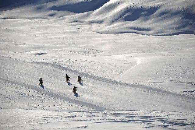 Dva skijaša poginula u lavini