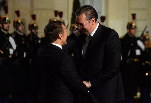 """Iza kulisa sastanka u Parizu: """"Uopšte me ne zanima da li Kosovo priznaje Srbiju"""""""