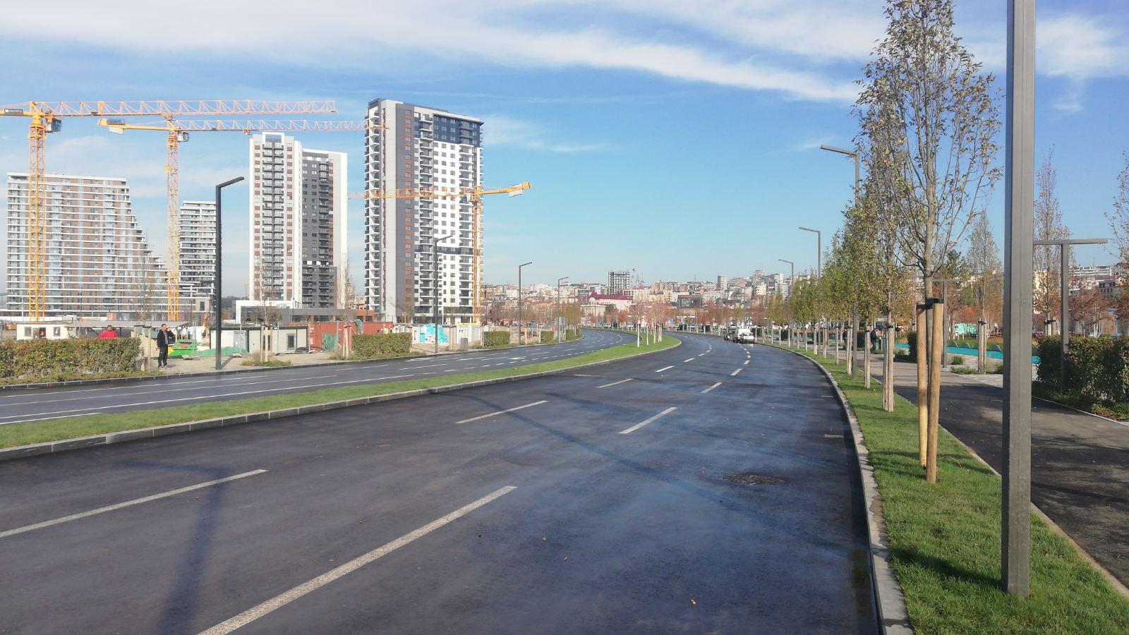 Evo Kako Izgledaju Novi Bulevar I Park U Okviru Beograda Na Vodi