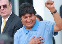 Evo Morales/Getty Images