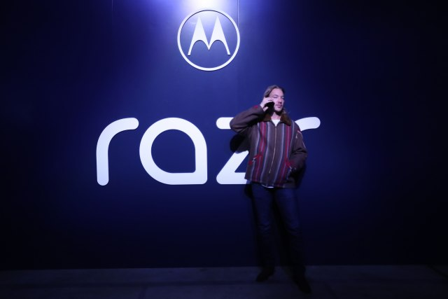 Foto: Rich Polk/Getty Images for Motorola