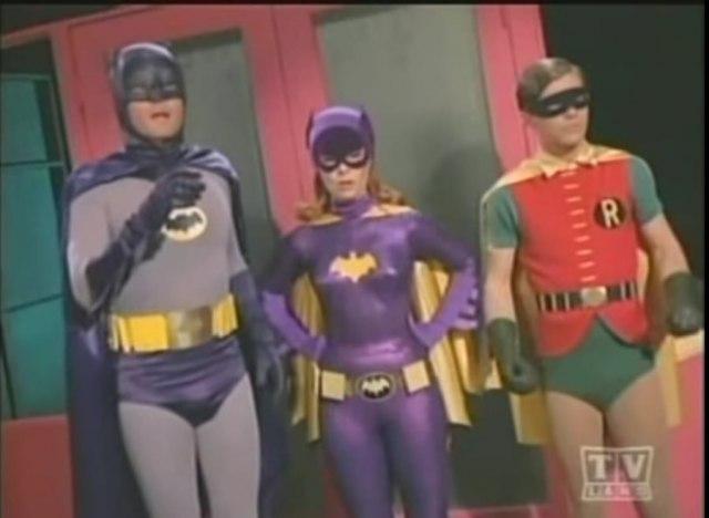 Scena iz tv-serij Betmen i Robin