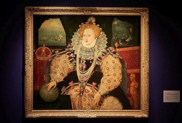 """Misteriozna slika nepoznate devojke """"krije"""" portret mlade kraljice Elizabete I"""