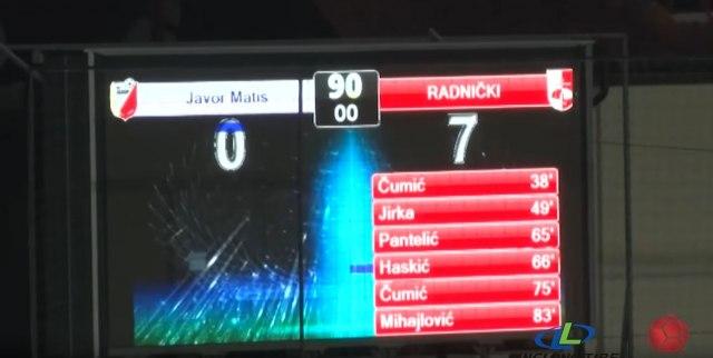 Foto: YTSS/ Superliga Srbija