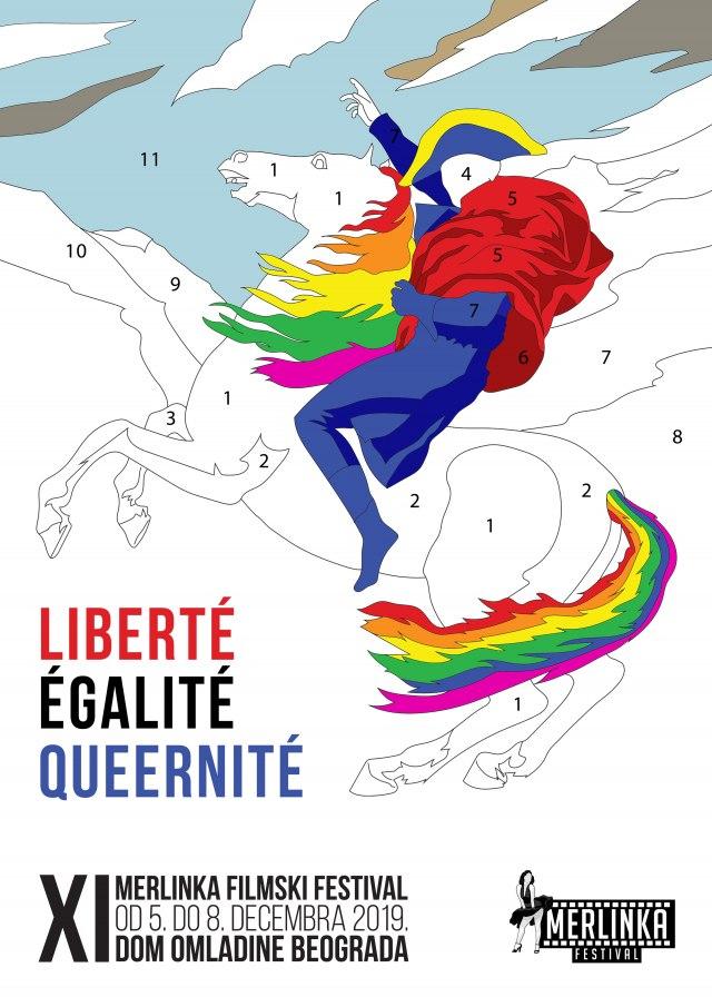 Merlinka festival: Liberte, egalite, queernite