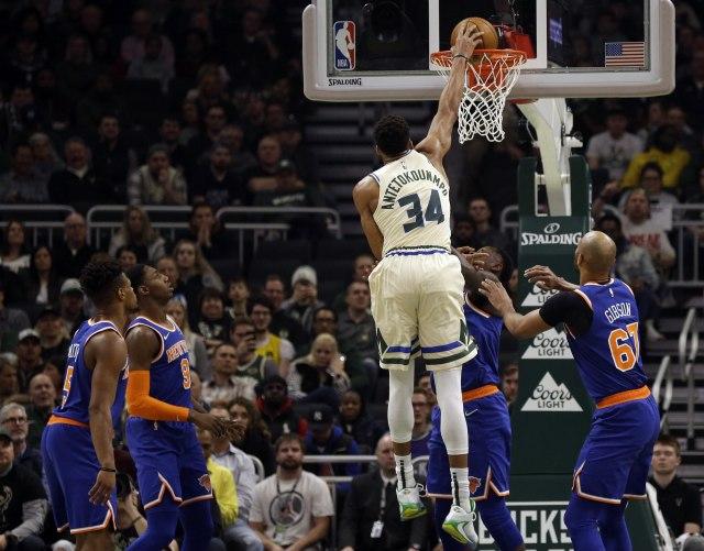 НБА: Дебакл на Њујорк, Вориорс се последни во лигата (Видео)