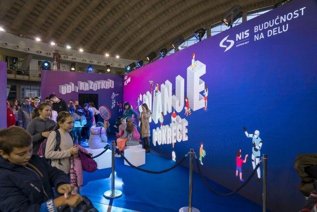 Festival nauke od danas na Beogradskom sajmu