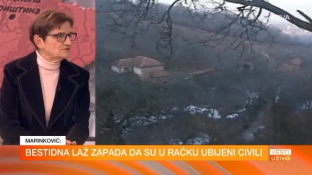 """Slučaj Račak je isfabrikovan - služio kao povod za bombardovanje 1999."""