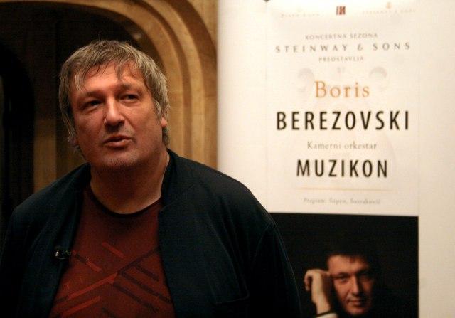 """Berezovski: """"Beogradska publika je izuzetno muzički obrazovana. Očekujte koncert nabijen emocijama!"""""""