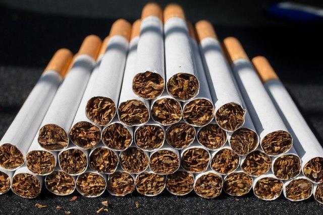 Švercovali cigarete iz CG vredne 75.000 evra