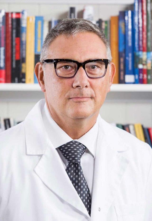 Prof. dr sc. med. Milan Jovanović/Foto: Promo