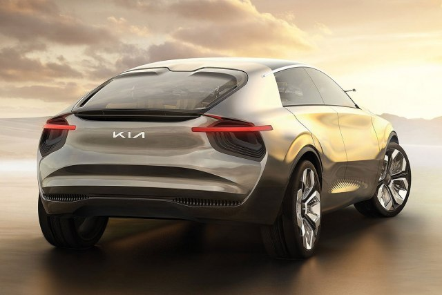 Kia Imagine koncept (Foto: Kia promo)