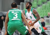 Photo: Cedevita Olimpija/Ales Fevzer