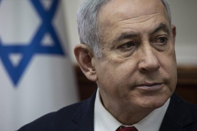 Odobreno razmatranje Netanjahuovog zahteva za imunitet