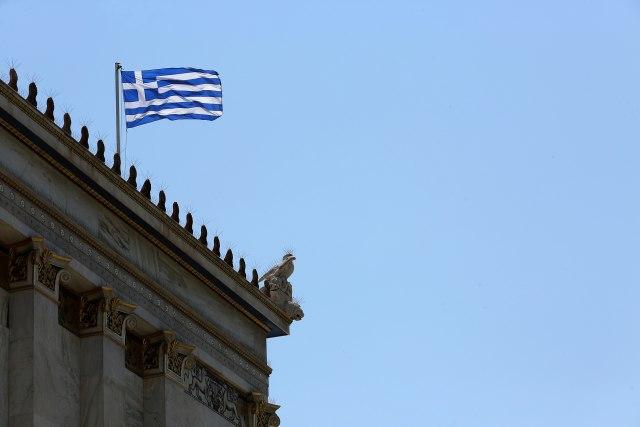 Opada broj stanovnika u Grčkoj