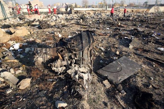 Uhapšena osoba koja je snimila raketni udar na ukrajinski avion