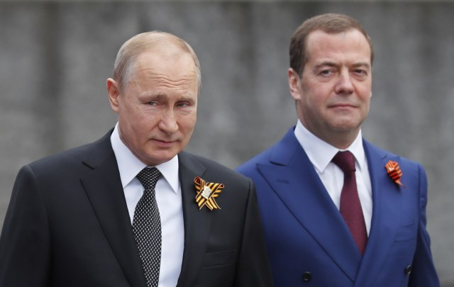 """Da li je došao kraj ruske """"rokirovke""""?"""