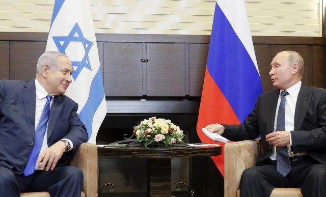 Putin i Netanjahu: Važno očuvati istinu o Drogom svetskom ratu