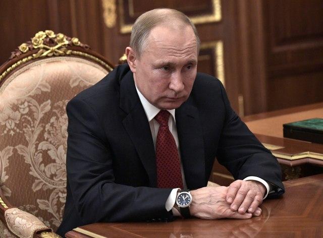 Pitanje nije da li će Putin zadržati skoro svu vlast, već kako