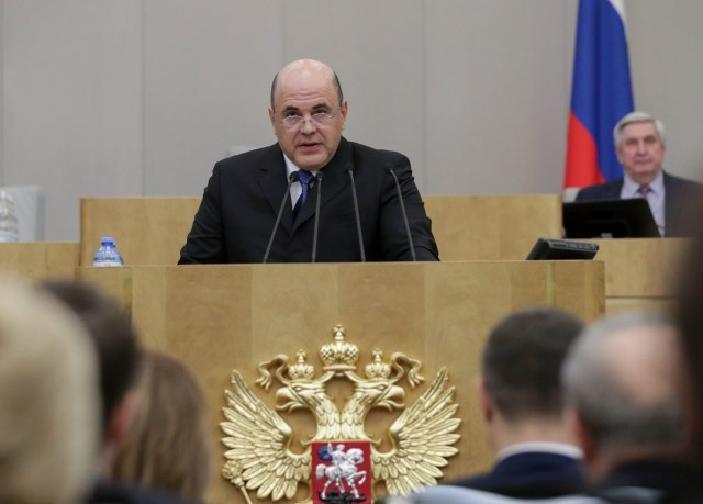 Foto: Tanjug/AP/The State Duma, The Federal Assembly of The Russian Federation