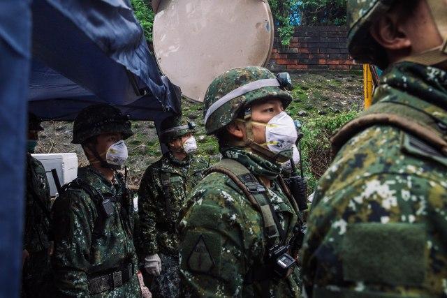 Tajvanske oružane snage spremne za borbu sa Kinom