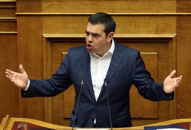Opozicija glasa za vladinog predsedničkog kandidata u Grčkoj