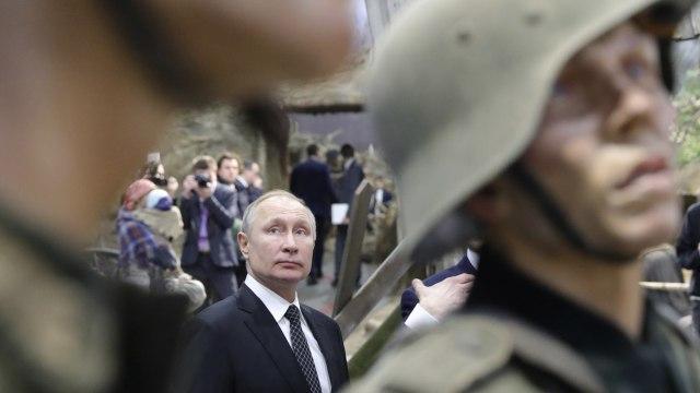 """""""Dok Evropa spava, Putin pobeđuje"""""""